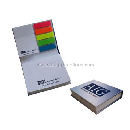 Hard cover Post it