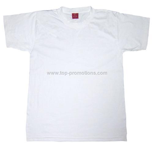 Cotton T-Shirt (White)