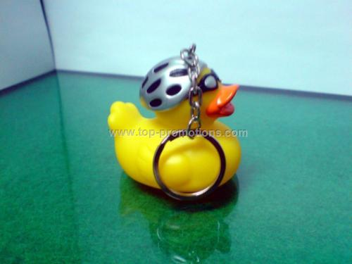 Rubber duck w/o keyring