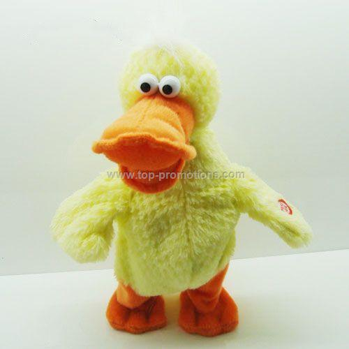 electronical duck toy