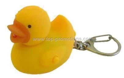 Duck Key Chain