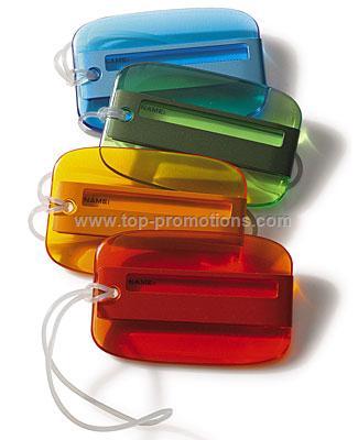 Acrylic Luggage Tag