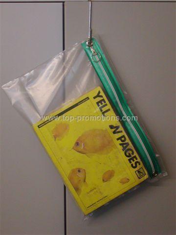 Zippy bag