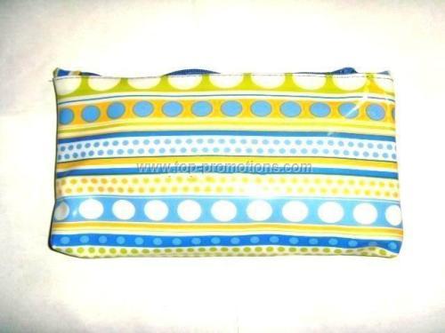PVC comestic bag,zipper bag