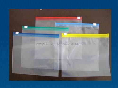 LDPE Slider Zipper Bag
