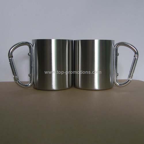 8OZ Stainless Steel Coffee Mug