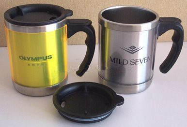 advertising cup