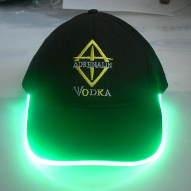 LED cap,flashing cap,flash hat,sports hat