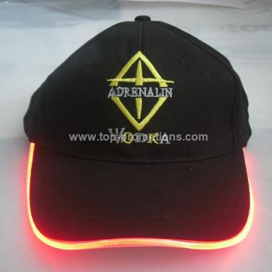 LED cap,flashing cap