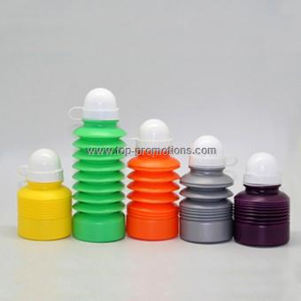 500ml Collapsible water bottle