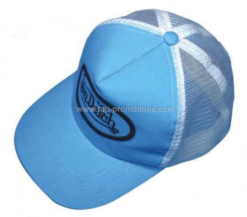 trucker style hat