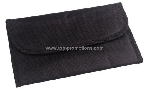 4 Pockets Filter Lens Case Bag