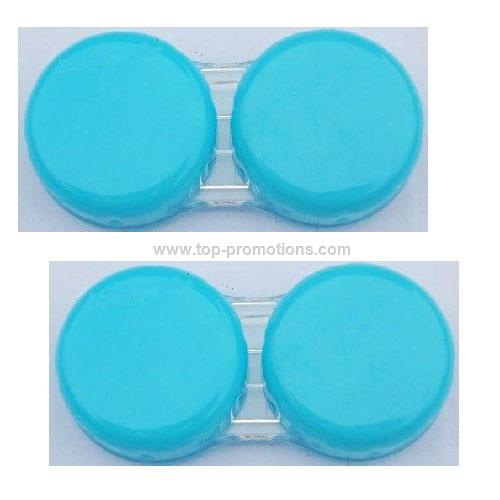 Smooth Contact Lens Cases