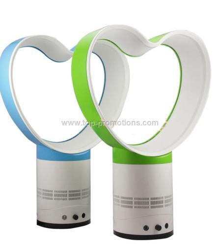 Heart Shaped CE RoHS 10 is Bladeless Fan