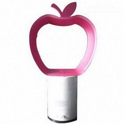 Apple Shaped Bladeless Fan