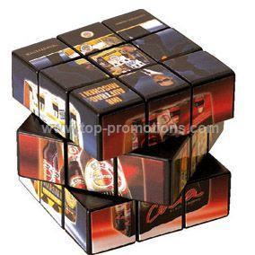 Custom rubiks cube large