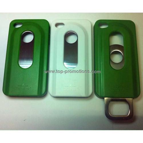 iPhone4 4S Case With Slide Out Bottle Opener