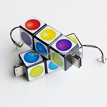 Puzzle Shape USB Flash Drive