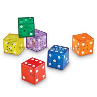 Learning Resources Dice in Dice Set