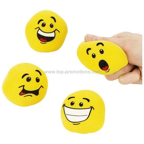 Smile Stretch Bounce Ball