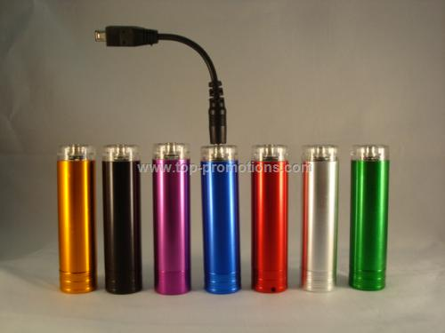 Emergency AA charger