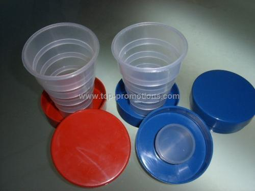 Collapsible cup 1 3/4 inch