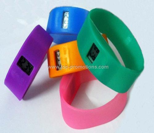 Rubber watch 15mm width