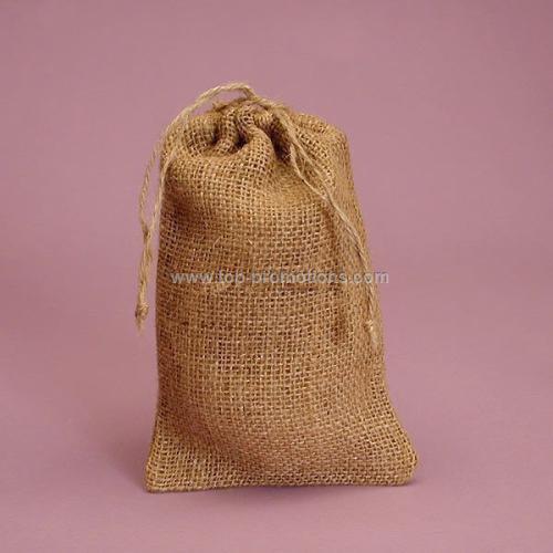 Burlap Bag
