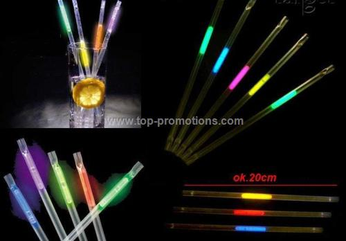 glow straw/glow stick tubes
