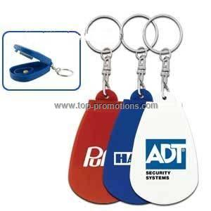 Pill Cutter Key chain