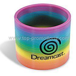 Rainbow Slinky Spring