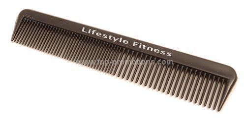 5 Black Pocket Comb