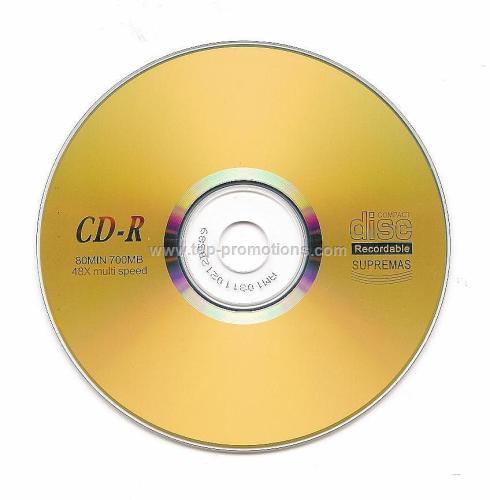 Blank CDr