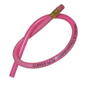 Pink  Flexible Pencil