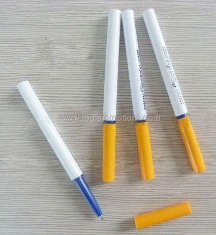 Cute Cigarette Shape Ball Pen