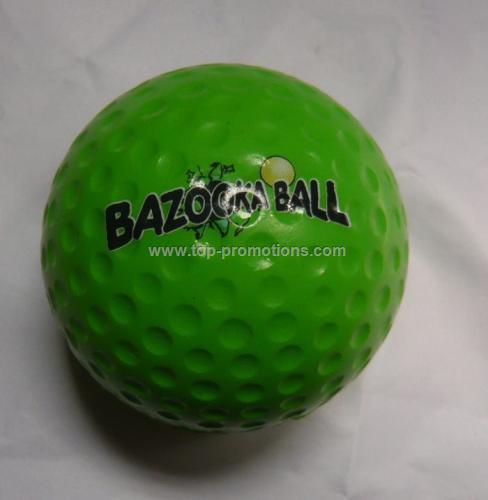 Bazooka stress balls