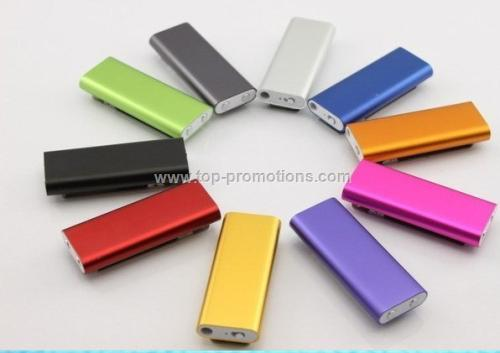 Mini Clips 5rd Generation MP3