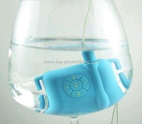 waterproof MP3 player 4GB