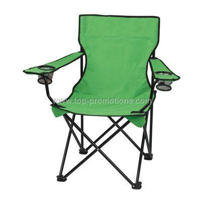 FOLDING CHAIR WITH CARRYING BAG-Solid Blank