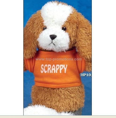 10 is Handy Logo Puppy Puppet