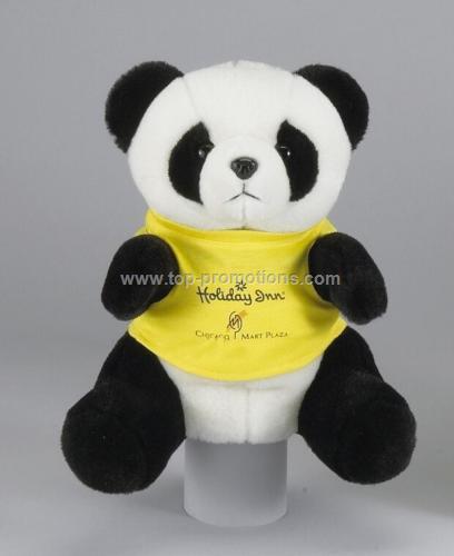 9 is Panda Bear Hand Puppet