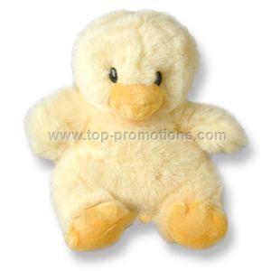 Custom Plush Duck Hang Puppet