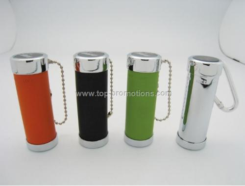 Zinc Alloy Mini Pocket Ashtray