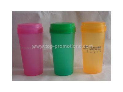 Cup with Tight Fitting Lid