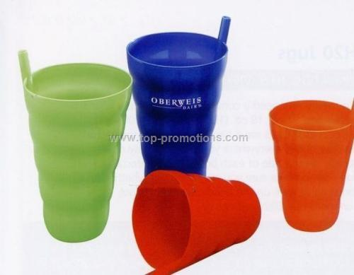 Straw Cups