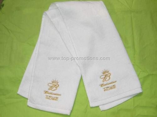 Gym towel sports towel
