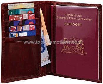 MARKSMAN PASSPORT HOLDER