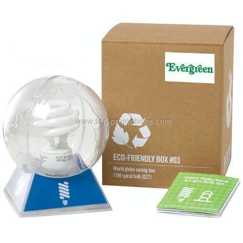 Eco Savings Globe
