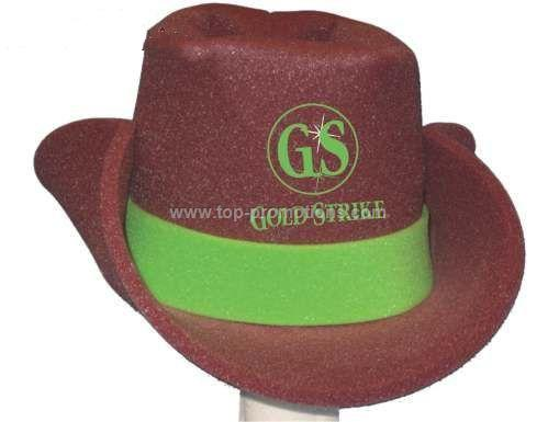 20 Gallon Hat with Custom Print