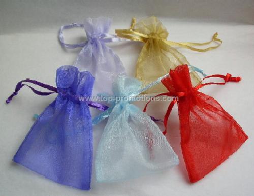 Organza bag gift